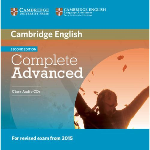 Complete Advanced Class Audio Cds - wyślemy dzisiaj, tylko u nas taki wybór !!!, Cambridge University Press