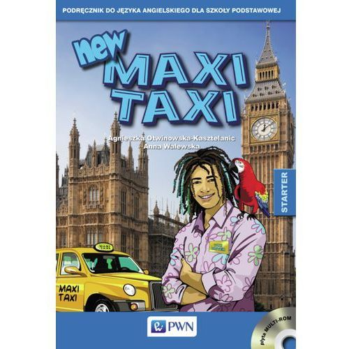 New MAXI TAXI Starter, Wydawnictwo Szkolne PWN