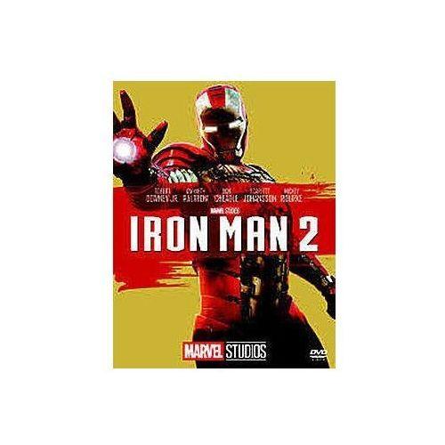 IRON MAN 2 (DVD) KOLEKCJA MARVEL (Płyta DVD)