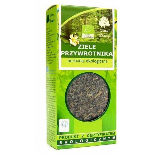 Dary natury Przywrotnik ziele herbatka ekologiczna 25gr (5902741001733)