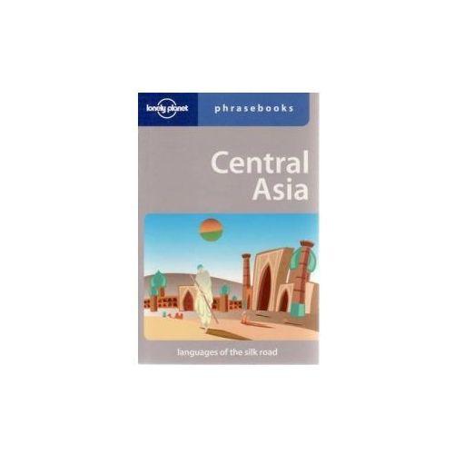 Rozmówki Lonely Planet Central Asia Phrasebook, oprawa miękka