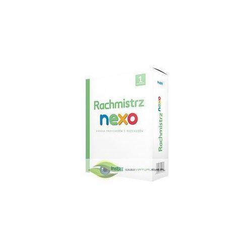 InsERT Rachmistrz NEXO box 1 stanowisko RN1