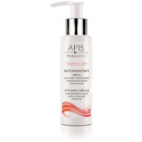 APIS krem witaminowy na naczynka Couperose-Stop 100 ml, 31999