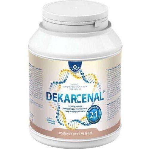 Dekarcenal 2:1 o smaku kawy z mlekiem 400g marki Oleofarm