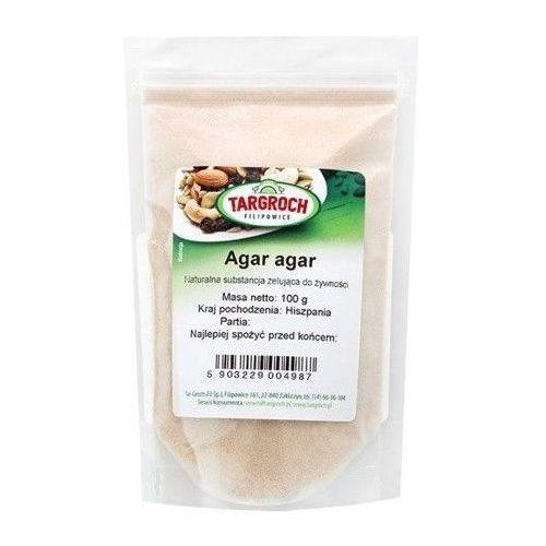 TARGROCH 100g Agar agar Naturalna substancja żelująca do żywności, Hiszpania