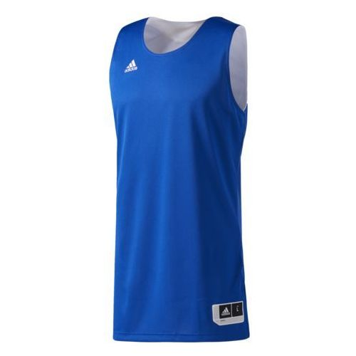 Koszulka Adidas Reversible Crazy Explosive - CD8691 - niebiesko-biała
