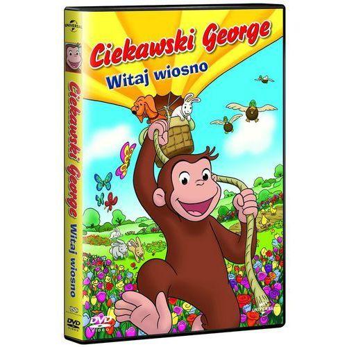 Filmostrada Ciekawski george. witaj wiosno! [dvd] (dvd) - scott heming, andrei svislotski (5902115600890)