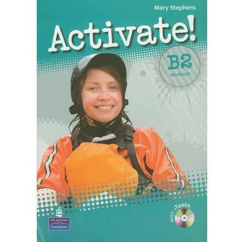 Activate! B2 Workbook + iTest CD (88 str.)