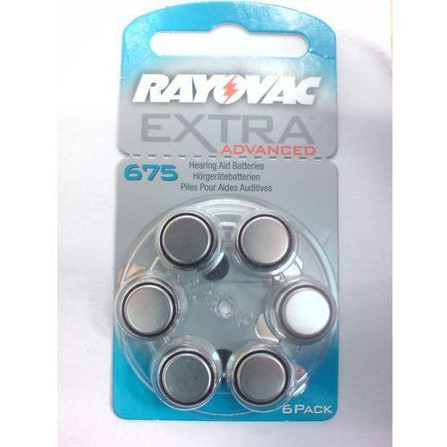 Za675 extra advanced 1.45v marki Rayovac