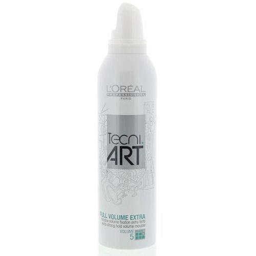 L´Oreal Paris Tecni Art Full Volume Extra Foam 250ml W Pianka do włosów zwiększająca objętość