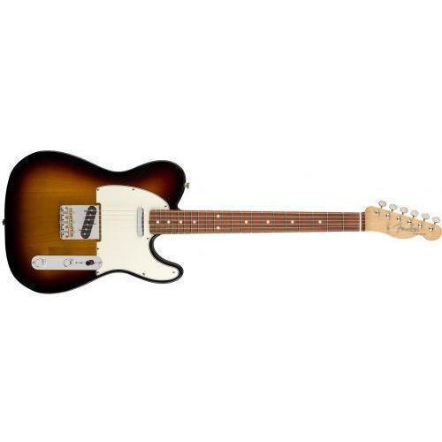 Fender classic player baja ′60s telecaster pau ferro fingerboard, 3-color sunburst gitara elektryczna
