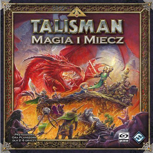 Galakta Talisman: magia i miecz