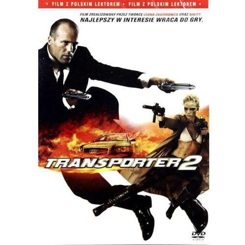 Transporter 2 (dvd) - louis leterrier darmowa dostawa kiosk ruchu marki Imperial cinepix