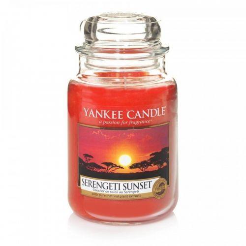 Yankee candle  świeca zapachowa - duża - serengeti sunset