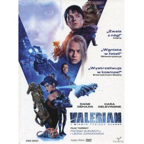 Valerian i miasto tysiąca planet - add media. darmowa dostawa do kiosku ruchu od 24,99zł marki Kino świat
