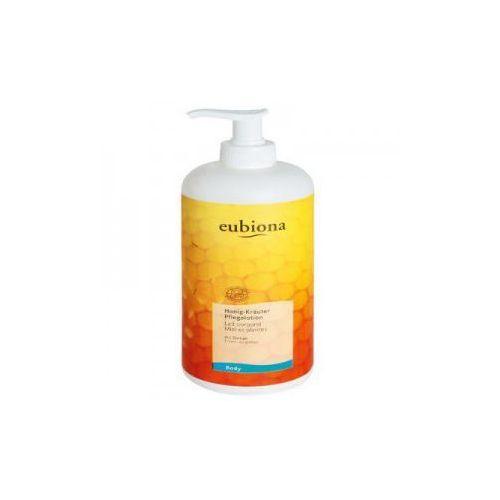 Miodowo-ziołowa emulsja do ciała 500 ml, produkt marki Eubiona