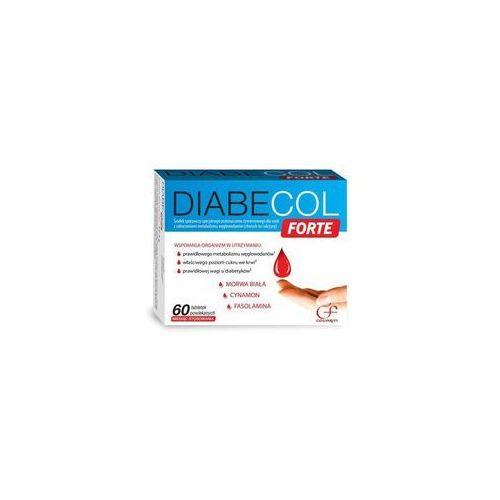 DIABECOL FORTE tabl. - 60 tabl. - oferta [05092e7c57515243]