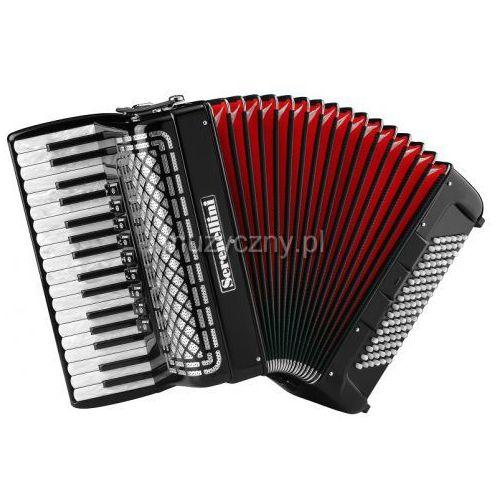 Serenellini 344 34/4/9 96/5/3 musette akordeon (czarny)