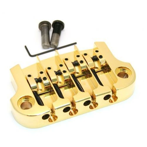 Hipshot super tone mostek do gitary - złoty