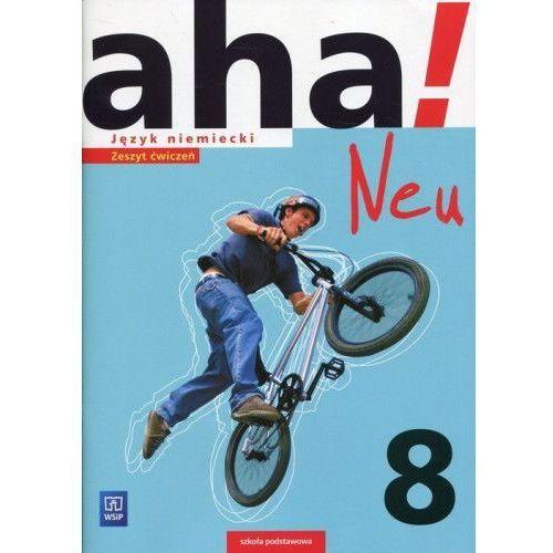 AHA! Neu 8. Język niemiecki. Zeszyt ćwiczeń. Szkoła podstawowa (92 str.)