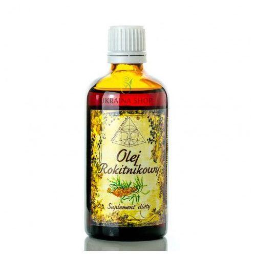 Olej Rokitnikowy, 100% Naturalny 100 ml, 1690047