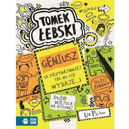 Tomek Łebski Geniusz Tom 10 - Jeśli zamówisz do 14:00, wyślemy tego samego dnia. Darmowa dostawa, już od 300 zł. (256 str.)