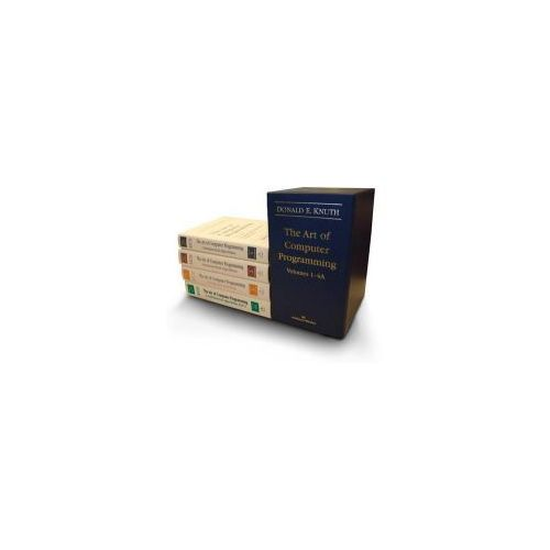 Art of Computer Programming, Volumes 1-4A Boxed Set (9780321751041)