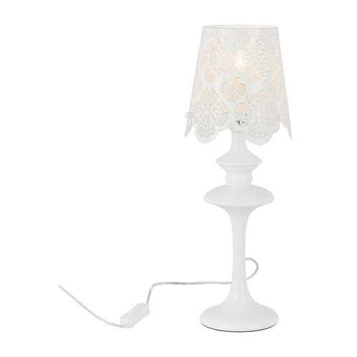 ITALUX LAMPA STOŁOWA ARIANNA MA2386B WHITE