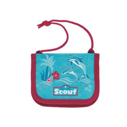 SCOUT Portfel III - Happy Dolphins (4007953403915)