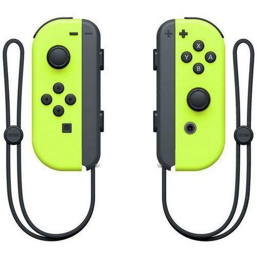 Nintendo Kontroler joy-con pair neon + zamów z dostawą jutro! + darmowy transport!