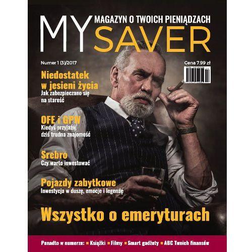 MAGAZYN MYSAVER numer 1 (3)/2017 (wydanie papierowe)