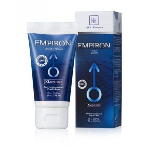 Lhx Empiron, krem pomagający powiększyć penisa
