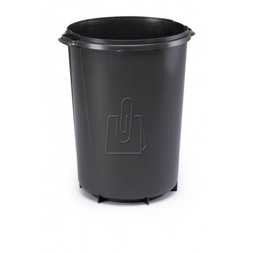 Pojemnik na śmieci durabin round 40l czarny 1800519221 6 szt. marki Durable