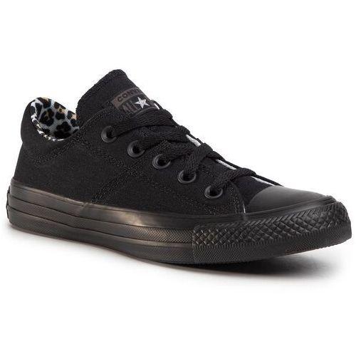 Trampki - ctas madison ox 567149c black/black/multi, Converse, 35-41