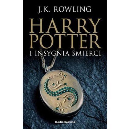 Harry Potter i Insygnia Śmierci czarna edycja (9788380082441)