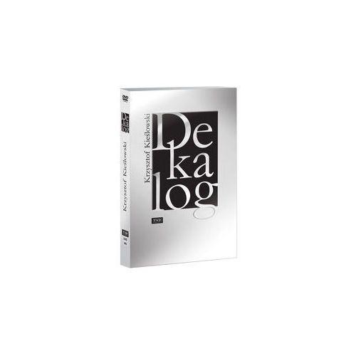 Dekalog dvd. darmowy odbiór w niemal 100 księgarniach! marki Piesiewicz krzysztof, kieślowski krzysztof