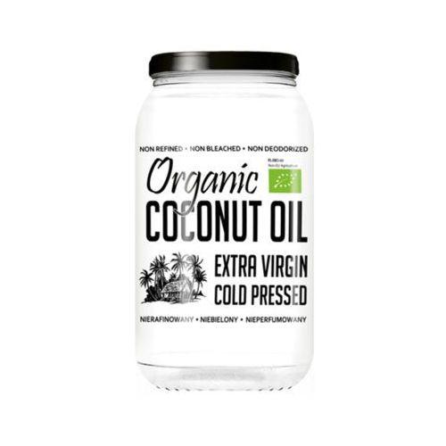 DIET FOOD 1l Olej kokosowy nierafinowany Extra Virgin Bio