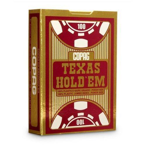 Cartamundi Texas poker jumbo +darmowa dostawa przy płatności kup z twisto (5411068400568)