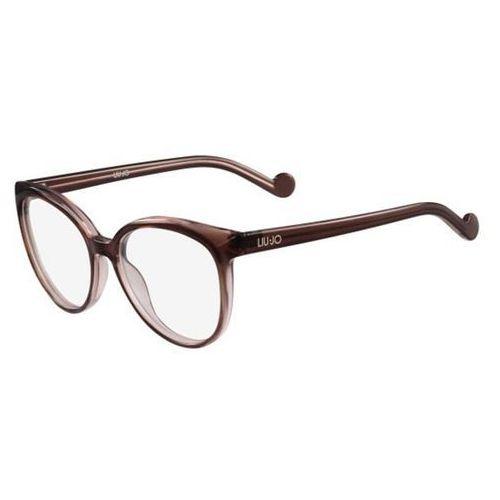 Liu jo Okulary korekcyjne lj2661 255