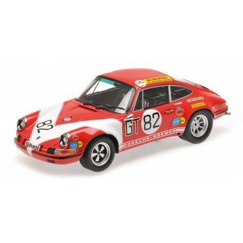 Minichamps Porsche 911 s kremer racing #82 kremer/neuhaus class winners adac 1000km 1971 (4012138128712)