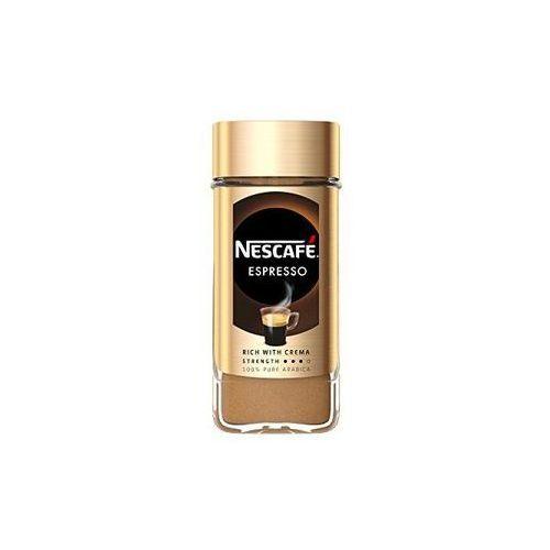 Nescafe Espresso kawa Rozpuszczalna 100% Arabica 100g (7613033537103)
