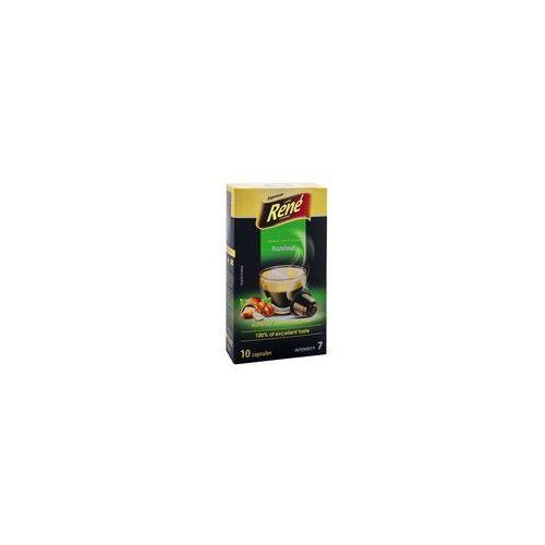 Rene Espresso Hazelnut Nespresso 10 kapsułek (5902480015022)