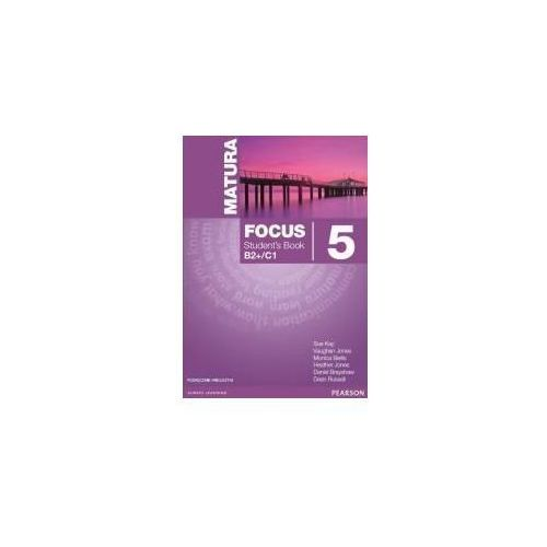 Matura Focus 5 Student's Book + CD mp3 - Praca zbiorowa