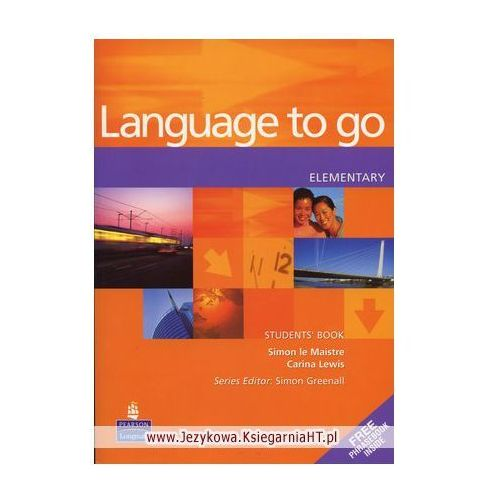 Language to Go Elementary Student's Book (podręcznik) (2002)