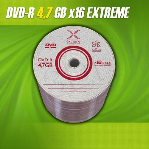 ESPERANZA DVD-R 16x Extreme + Odbiór w 650 punktach Stacji z paczką! - oferta (f5ac4b7597c562e9)