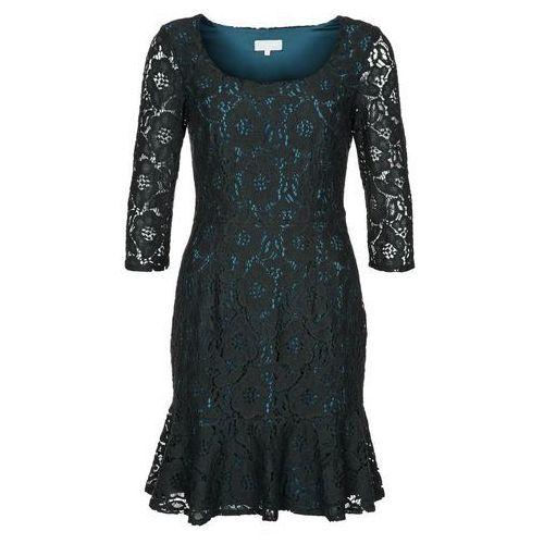 Zalando Collection Sukienka koktajlowa czarny