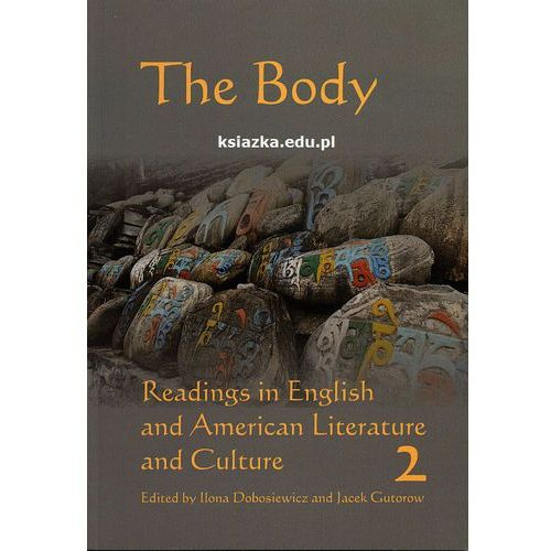 Readings in English and American Literature and Culture 2: The Body, oprawa miękka
