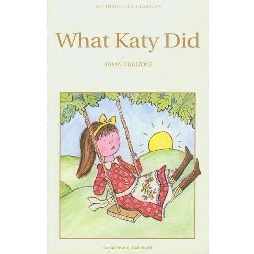 What Katy Did, oprawa miękka