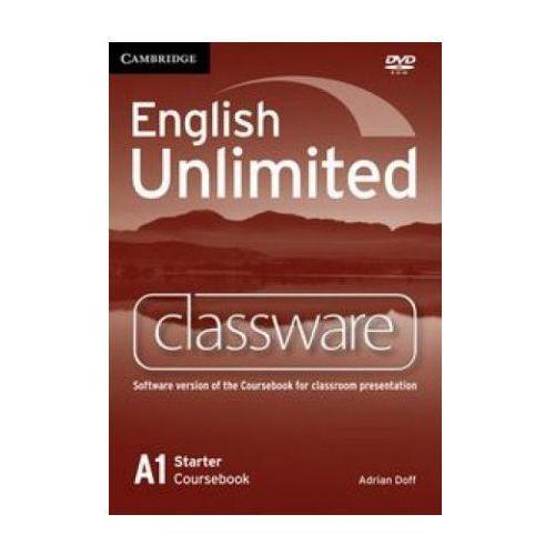 English Unlimited Starter. Oprogramowanie Tablicy Interaktywnej (9780521157209)