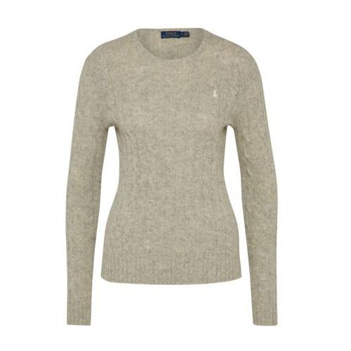 Polo Ralph Lauren JULIANNA Sweter light vintage heather, wełna